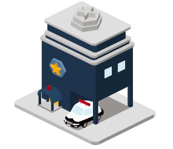 車庫証明は引越し前に住んでいた管轄警察署へ届出は必要か