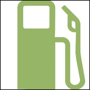 車の給油口が左右どちらにあるのかを運転席から見分ける方法