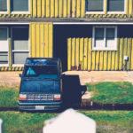 車庫証明の配置図記載例・書き方|自宅一軒家の庭や敷地内を保管場所とするケース